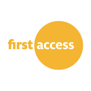 first access logo