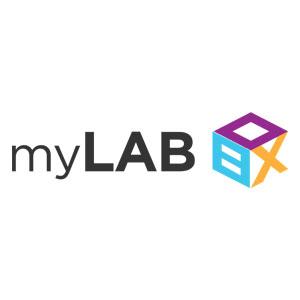 myLAB Box Logo